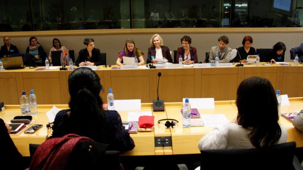 Forum sur la sécurité dans les villes  Parlement européen – Bruxelles – 2018