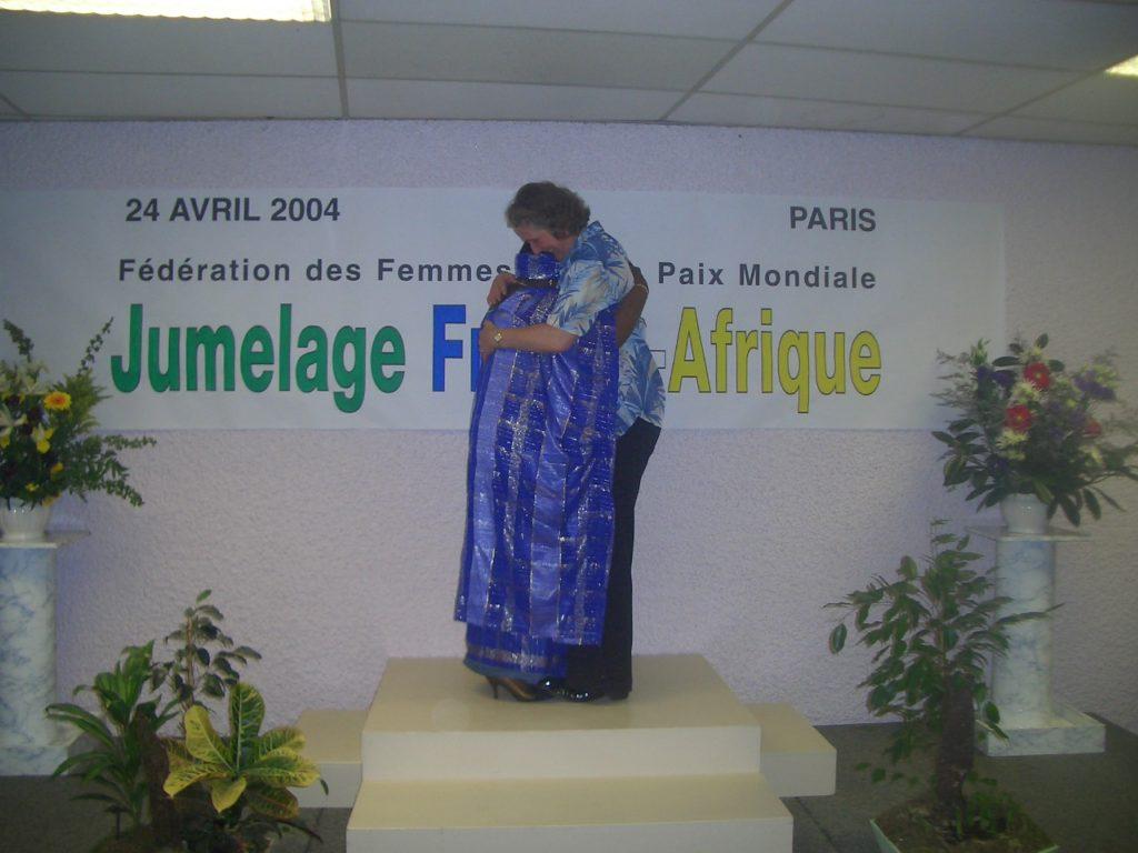 pont de la paix - france -afrique - fédération des femmes pour la paix mondiale