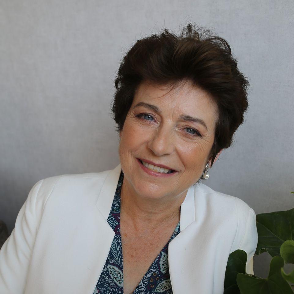 Brigitte Wada - présidente de la fédération des femmes pour la paix mondiale