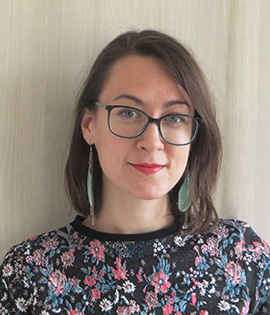 Marii Brédard - illustratrice- responsable FFPM communication Lyon
