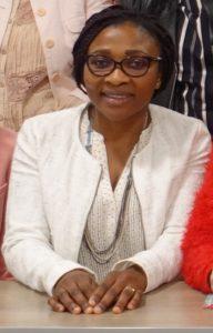 Virginie Pinhas Vice-présidente de la Fédération des Femmes pour la Paix Mondiale