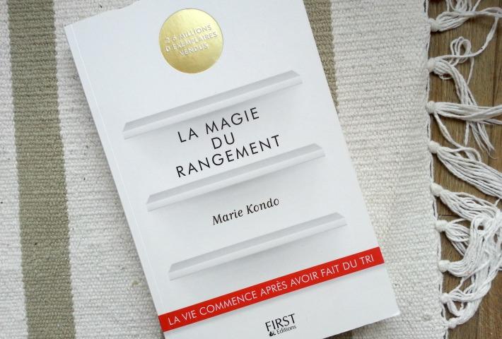 La magie du rangement - Maria Kondo - Fédération des Femmes pour la Paix Mondiale