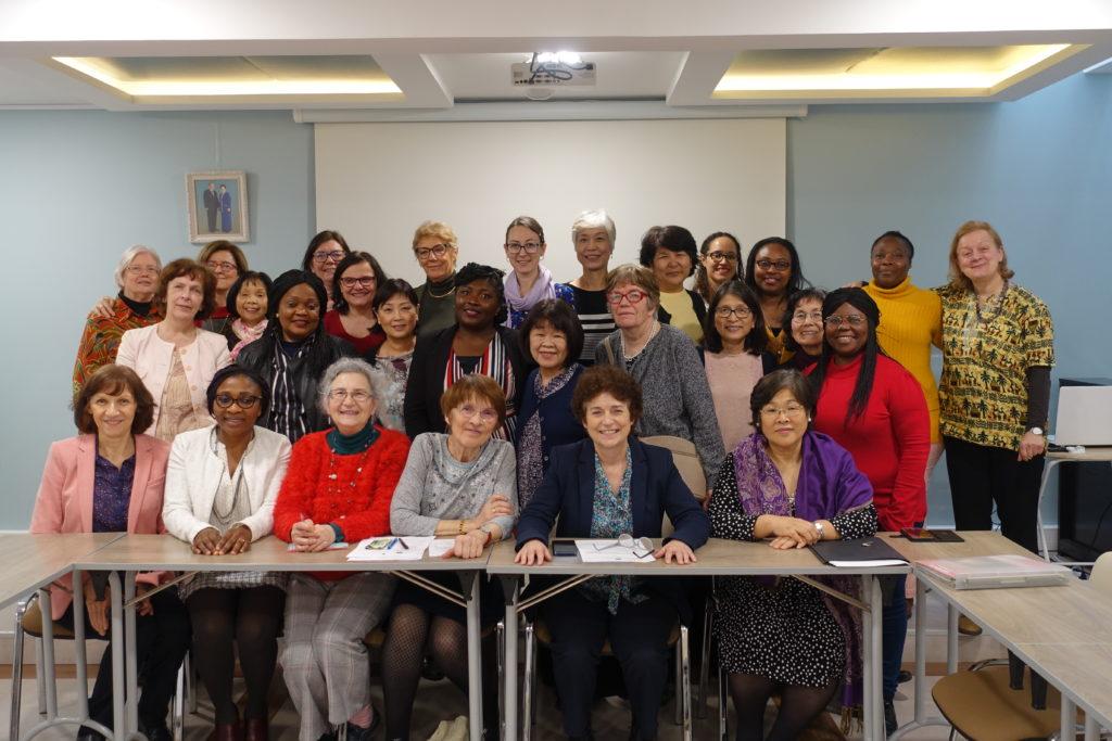 Ag 2020 Fédération des Femmes pour la Paix Mondiale